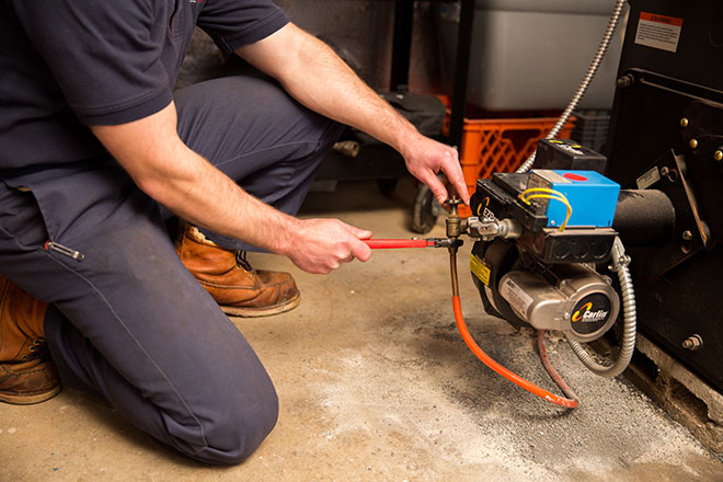 heating systems repair